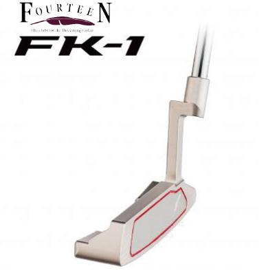 FOURTEEN フォーティーン ゴルフ パター FK-1 FK PUTTER 【日本正規品】