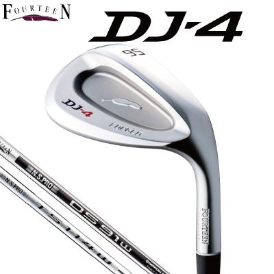 FOURTEEN フォーティーン ゴルフ アイアン ウェッジ DJ-4 N.S.PRO DS-91w N.S.PRO TS-114w スチールシャフト【日本正規品】