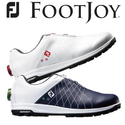 【がんばるべ岩手】【FOOTJOY】フットジョイ ゴルフシューズFJ TREADS Boa ボア メンズ 【日本正規品】