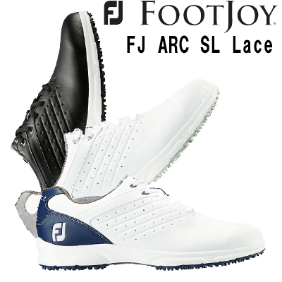 【FOOTJOY】フットジョイ ゴルフシューズFJ ARC SL Laceメンズ スパイクレスシューズ 【日本正規品】