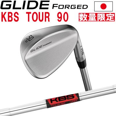 ポイント10倍 PING 販売実績NO.1 PING ピン ゴルフ GLIDE FORGED グライド フォージド ウェッジ KBS TOUR 90※左用 レフティー 日本仕様