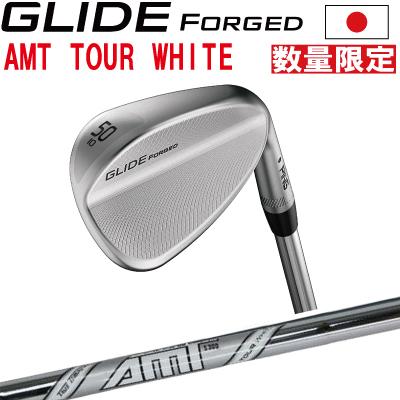 ポイント10倍 PING 販売実績NO.1 PING ピン ゴルフ GLIDE FORGED グライド フォージド ウェッジ ダイナミックゴールド AMT TOUR WHITE※左用 レフティー 日本仕様