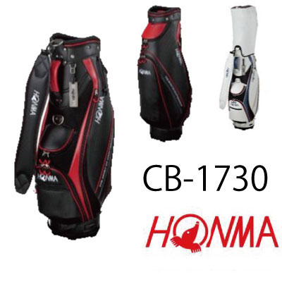 【がんばるべ岩手】【HONMA】ホンマ ゴルフ  CB-1730 キャディバッグ キャディバック 2017年モデル