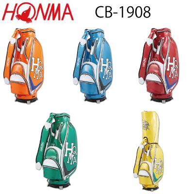 【HONMA】ホンマ ゴルフ CB-1908 メンズ キャディバッグ キャディバック