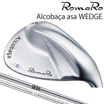 【RomaRo】ロマロAlcobaça asa WEDGE アルコバッサ asa ウェッジゴルフ ゴルフクラブ