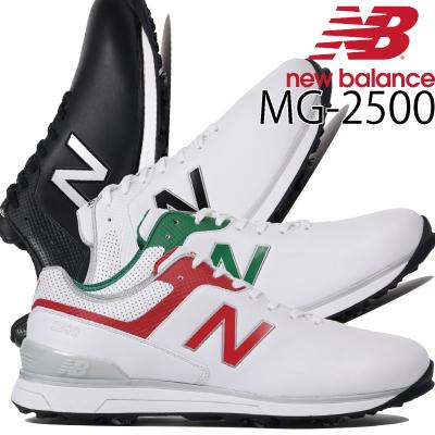 【正規品】 【NEW BALANCE GOLF】ニューバランス【NEW ゴルフ MG2500 メンズ ゴルフシューズ ゴルフ【日本正規品 MG2500】, STADIUM 1995 STORE:157b5dca --- clftranspo.dominiotemporario.com