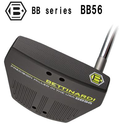 【BETTINARDI】ベティナルディ BB56 パター 【BB シリーズ】【日本正規品】ヘッドカバーグリップもチョイス