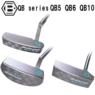 【BETTINARDI】ベティナルディ QB5 QB6 QB10 パター 【QB シリーズ】【日本正規品】ヘッドカバーグリップもチョイス