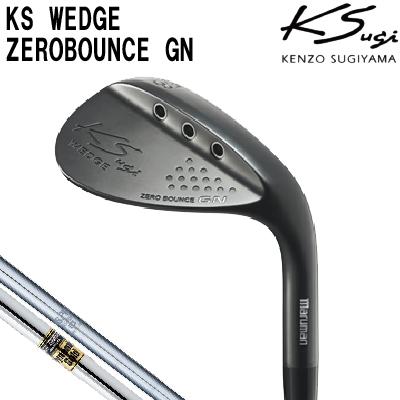 【maruman】 マルマン ゴルフ KS WEDGE ZEROBOUNCE GN ケイエス ウェッジ ゼロバンス ジーエヌダイナミックゴールド NSPRO 950 GH