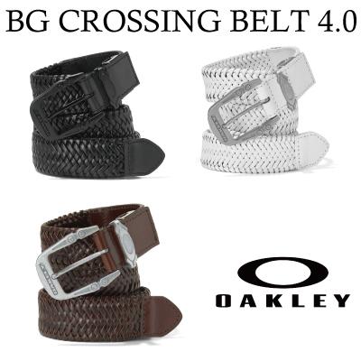 【がんばるべ岩手】Oakley オークリーBG CROSSING BELT 4.0ベルト