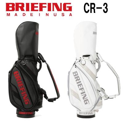 BRIEFING ブリーフィングCR-3メンズ キャディバッグ キャディバック ゴルフ 【日本正規品】