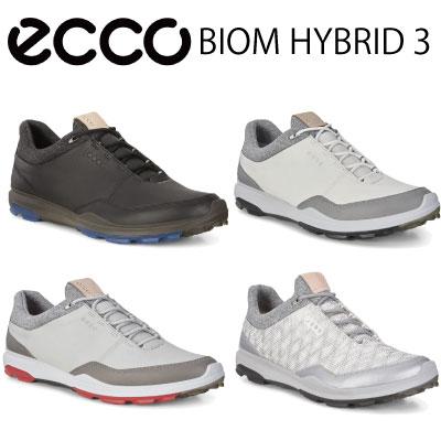 【がんばるべ岩手】【ecco】エコー ゴルフシューズBIOM HYBRID3 メンズ スパイクレスモデル