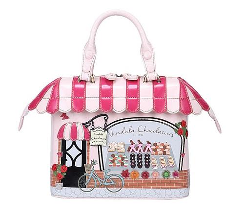 ベンデューラ ロンドン ハンドバッグ ショコラティエ 英国 デザイン バッグ イギリス Chocaltiers Grab Bag【送料無料】