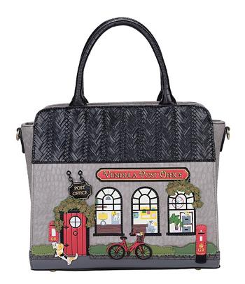 ザ・ポストオフィスベンデューラ ロンドン トートバッグ 英国スタイル 女性用デザインな バッグ イギリス Vendula London The Post Office Tote Bag【送料無料】