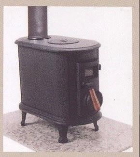 【個人宅配送不可】鋳物薪ストーブ DANBOH-4 ST-505C