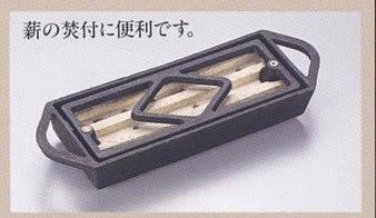 薪の焚付けに♪ 鋳物薪ストーブ用 ファイヤーライター