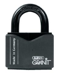 ABUS(アバス)【最高峰】Granit グラニット南京錠37RK/55 サイズ55