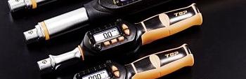 TOP(トップ工業) ヘッド交換式デジタルトルクハンドル DT085-15BN