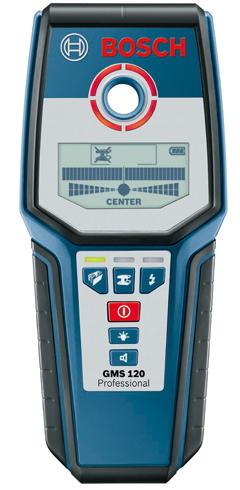 ボッシュ 期間限定 デジタル探知機GMS120 ボッシュ電動工具 入荷予定 デジタル探知機 GMS120