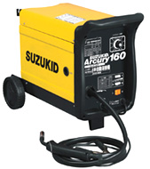 スター電器 SUZUKID 200V専用半自動溶接機 アーキュリー160 SAY-160