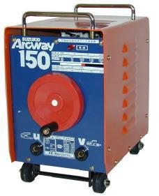 新作商品 スター電器 SUZUKID 交流アーク溶接機 SWA-151K(50Hz):ケンチクボーイ-DIY・工具