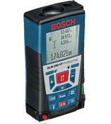 ボッシュ 電動工具 ボッシュ電動工具 デジタルレーザー距離計(キャリングバッグ付) GLM250VF