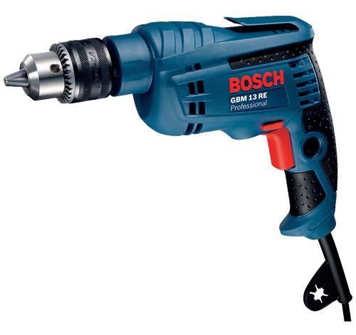 ボッシュ電動工具 13mm電気ドリル GBM13RE