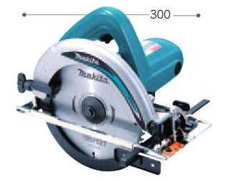 マキタ電動工具 190mm電気マルノコ  5834BA(チップソー付)