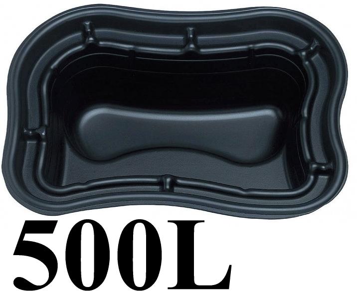 タカショーエクステリア 成型池【500L】チェリー CHE-17【※代金引換便はご利用になれません】