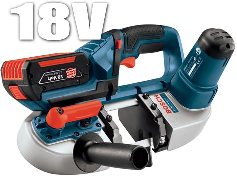 ボッシュ電動工具 18V充電式バンドソー GCB18V-LIH(本体のみ)【バッテリー・充電器は別売】