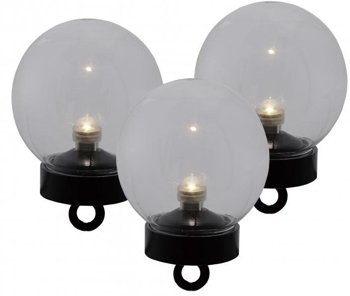 タカショーエクステリア 【ウォーターライト】 LEDフローティングライト3球タイプ HHA-D05T(電球色)