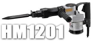 マキタ電動工具 電動ハンマー(21mm六角軸シャンク) HM1201