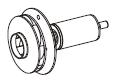 タカショーエクステリア ビオガーデンポンプ4000用 交換用ローター IAA-03RO