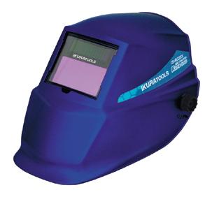 育良精機 ラピッドグラス 遮光溶接面 IS-RG25X