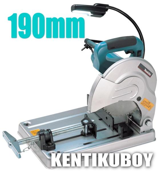 マキタ電動工具 190mmチップソー切断機 LC0700F(チップソーなし)