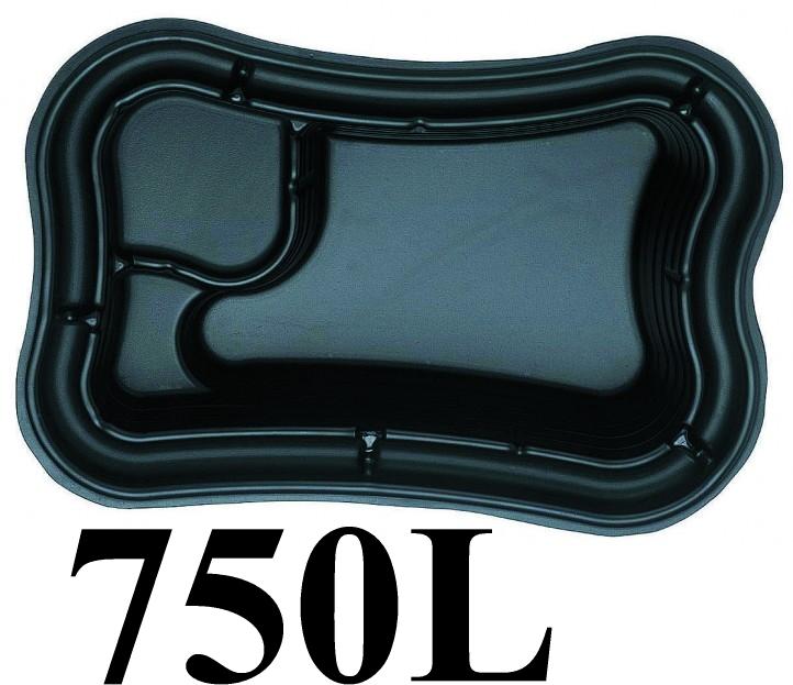 タカショーエクステリア 成型池【750L】 テイラー TLR-18【※メーカー直送品のため代金引換便はご利用になれません】