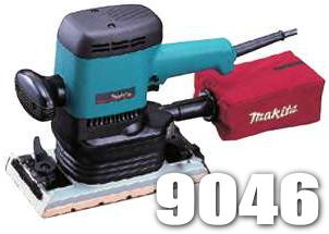 マキタ電動工具 オービタルサンダー 9046
