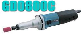 マキタ電動工具 電子ハンドグラインダー GD0800C