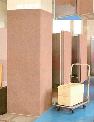 セキスイ 吸着養生シート 壁面用 J5M3521(ロールタイプ/900×1800mm)【1ケース/10本】