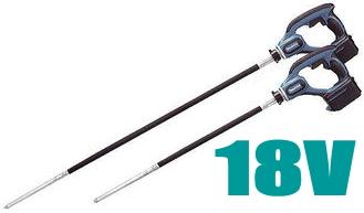 マキタ電動工具 18V充電式コンクリートバイブレーター【全長1483mm】 VR450DZ(本体のみ)【バッテリー・充電器は別売】