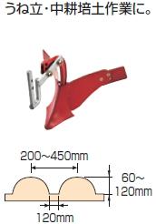 マキタ電動工具 小培土器 A-53017