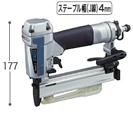 マキタ電動工具 (常圧)エアタッカー【4mm幅】 AT425AK(ケース付)