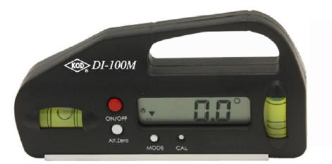 デジタル水平器 DI-100M アカツキ コンパクトデジタル水平器 セールSALE%OFF ※アウトレット品