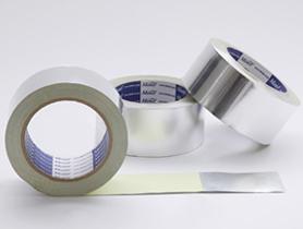 古籐 アルミテープ(ツヤなし) 50mm幅×25m巻【1ケース/30巻入】