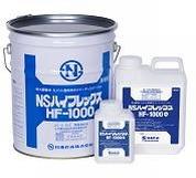 SC モルタル接着増強剤 NSハイフレックス HF-1000【4kg缶×6個入】【※メーカー取寄せ品】