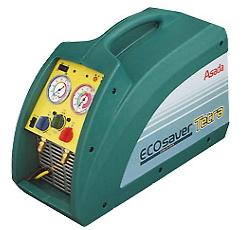 アサダ フロン回収装置(フルオロカーボン回収機) エコセーバーテトラ ES800