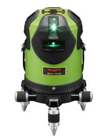 マイト工業 グリーンレーザー墨出し器 MLS-443G(本体+受光器+三脚)