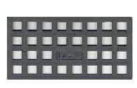 SC 調整板 ライナープレート(レベルサポート) M20 140×70×20【1ケース/150枚入】