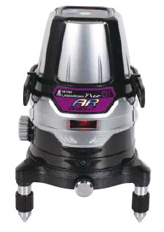 シンワ測定 レーザー墨出し器 レーザーロボNeo01AR BRIGHT 77507【受光器・三脚は別売】