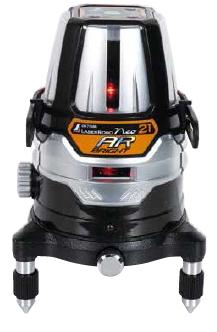 シンワ測定 レーザー墨出し器 レーザーロボNeo21AR BRIGHT 77508【受光器・三脚は別売】